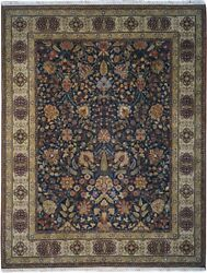Authentic Wool 8' 1 X 10' 3 India Sultanabad Rug Rnr-9551