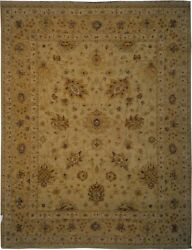 Authentic Wool 8' 0 X 10' 2 India Sultanabad Rug Rnr-9571