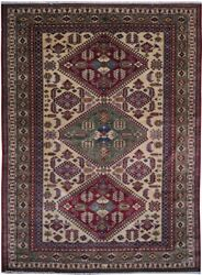 Authentic Wool 6and039 3 X 8and039 5 Pakistan Shirvan Rug Rnr-9708
