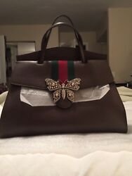 gucci handbag new with tags authentic