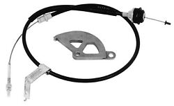 Ford Performance Parts M-7553-B302 Adjustable Clutch Cable Fits Capri Mustang