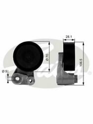 Gates DriveAlign Idler Pulley FOR BMW 3 SERIES E46 (38066)