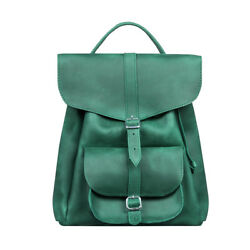 Leather Rucksack Small Backpack Purse Girls Rucksack Leather Bags For Women