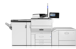Ricoh Proc5110s Production All-in-one Color Mfp Copier Printer Low Meter