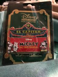 Mickey Mouse Dsf Disney Pin Trading Event 90th Anniversary/ Birthday Marquee