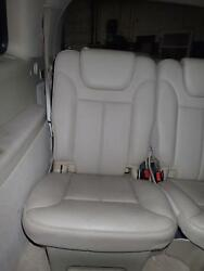 07 08 09 10 11 12 GL450: 3rd Row Right Rear Power Folding Seat Leather; Tan104A