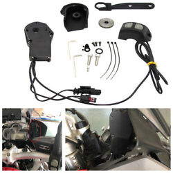 Motorcycle Windshield Elevator Remote Control Switch For BMW R1200GS ADV 2013-17