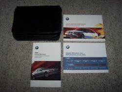 2001 Bmw 325ci 330ci Coupe Owner Ownerand039s Manual User Guide Set