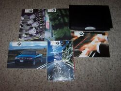 2004 Bmw 325ci 330ci Convertible Owner Ownerand039s Manual User Guide Set