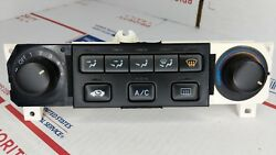 98-00 HONDA ACCORD 99-04 ODYSSEY AC HEATER CLIMATE CONTROL UNIT WITH KNOBS OEM