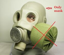 Vintage Soviet Russian Ussr Military Pmg Gas Mask Size 1,2,3,4