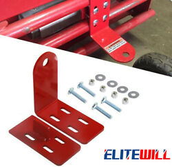 Heavy Duty Zero Turn Lawn Mower Trailer Hitch Fit For Ferris And Simplicity