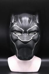 Collectable 1:1 Scale Wearable BLACK PANTHER Helmet FULL SIZE