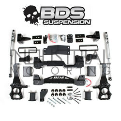 BDS SUSPENSION 2017-2020 FORD F-150 4WD 6 INCH LIFT KIT REAR FOX SHOCKS 1532H