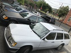 1992 300te Mercedes Wagon S124 W124 For Parts