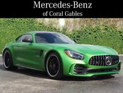 2018 Other AMG GT R 2018 Mercedes-Benz AMG GT AMG GT R 252 Miles AMG Green Hell Magno 2dr Car Twin T