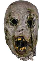 Scarecrow Mask Distortions Unlimited Fancy Dress Halloween Costume Accessory