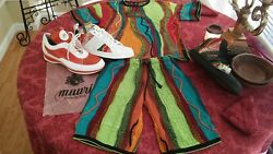 Coogi Style Bergati Matching Top And Bottom Ensemble 1150 New Lessthanretailstore