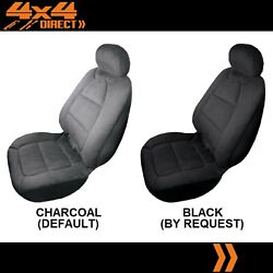 Single Padded Velour Seat Cover For Mercedes Benz 560sec