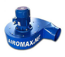 Fume Exhaust Fan, Airomax 3 Hp Pressure Blower For Fume Arm And Fume Exhaust