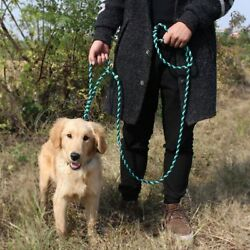 Paracord Dog Leash Rope Quick Release Heavy Duty Dog Leash Pet Supplies DB