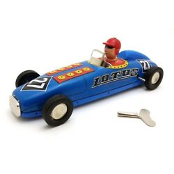 Antique Style Childhood Memory Wind Up Toys Tin Toys Metal Racing Car Models