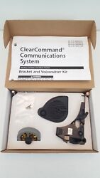 New Msa Clearcommand Comm. System Amplifier Kit 10024074 Ultra Elite Respirator