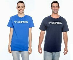 USPS T-SHIRT UNITED STATES POSTAL SERVICE POST OFFICE T-SHIRT CLOSEOUT $5.99!!!!