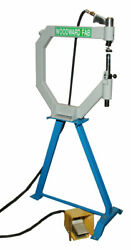 Woodward Fab 19-5/8andquot Air Powered Metal Work Planishing Hammer