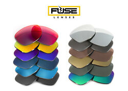 Fuse Lenses Non-Polarized Replacement Lenses for Maui Jim World Cup MJ266