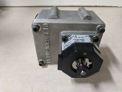 Gleason Avery L20r24v Compatible Stepper Motor And Gear Box For Parts Or Repair