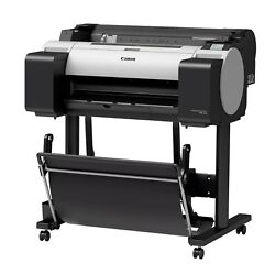 """Canon Imageprograf Tm-200 24"""" Technical Printer With Stand"""
