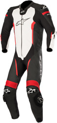Alpinestars Missle Leather Suit Tech-air Compatible All Colors And Sizes Free Ship