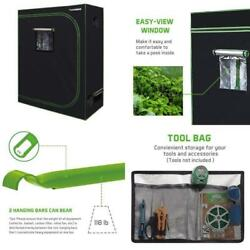 Vivosun Mylar Hydroponic Grow Tent With Observation Window And Floor 30