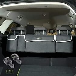 YoGi Prime Trunk And Backseat Car Organizer Storage Will Provides You The Most