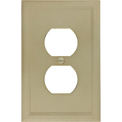Questech Cornice Insulated Decorative Switch PlateWall Plate Cover – Made in -