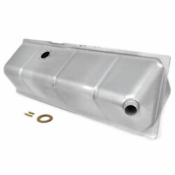 53-55 Ford Pickup Truck Fuel Gas Tank Outside Mounted Under-cab 17g W/ Drain