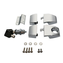 Premium Hardware Kit Latches Hinges Lock Set fit Harley Davidson Tour Pak 06-13