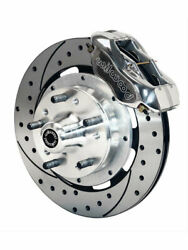 Wilwood Disc Brakes Front 12.19 In. Diameter Rotors 4-Piston Cali… (140-7675-DP)