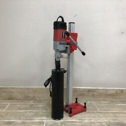 6 Inch Compact Core Drill Machine With Stand110v Core Bit Not Included