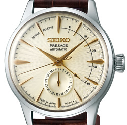 2019 New Seiko Presage Sary107 Limited Gimlet Image Automatic Men's Watch Japan