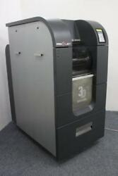 3D SYSTEMS PROJET HD 3000 PLUS PROFESSIONAL 3D PRINTER 16micron