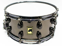 2007 Mapex Black Panther Snare Drum 14 x 6.5
