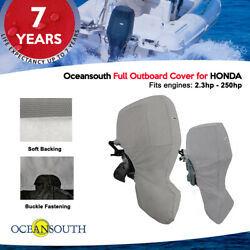 Oceansouth Outboard Motor Full Cover For Honda Bf2.3 To Bf250