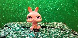 Lps pink bunny #667