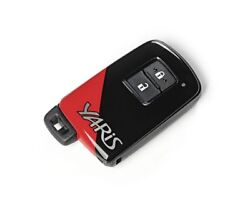 Genuine Toyota Yaris Smart Remote Key Cover Only Pw031-0d002 Sports