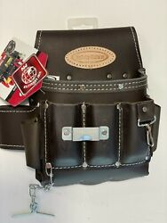 8 Pocket Electrician Tool Bag Pouch Waist Pouch W/ Tape Holder