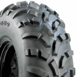 2 New Carlisle AT489 ATV UTV Tires Only 22X11-10 22X11X10 22 11 10 4PR LRB