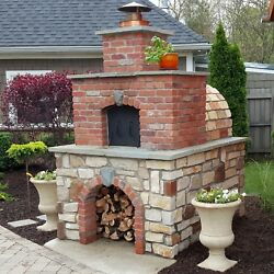 Brick Oven • Brick Pizza Oven - This Is America's Best-selling Pizza Oven Kit