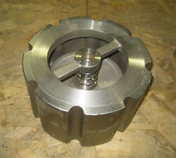 6andrdquo Titan Flow Control Cv91-ss 316 Stainless Steel Silent Check Valve